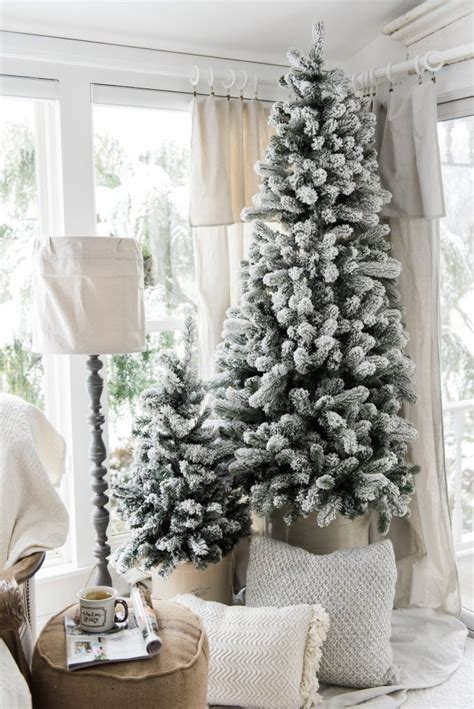 christmas home design inspiration a cozy neutral farmhouse christmas