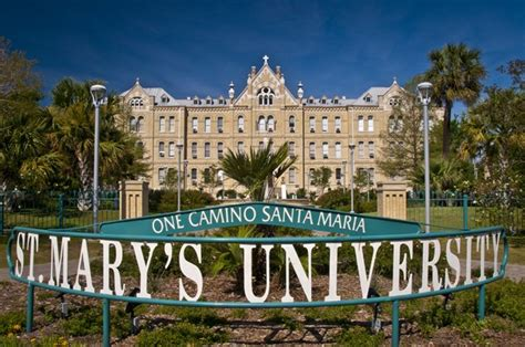 Mba St Marys by All In One Academics 187 Applytexas Colleges And