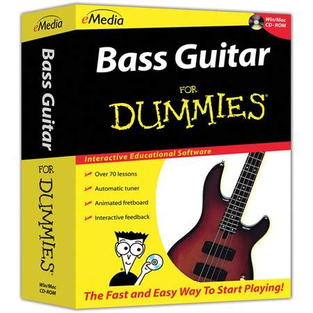 emedia piano para dummies boxed guitar center emedia bass guitar for dummies software for windows electronic download fd07101dlw