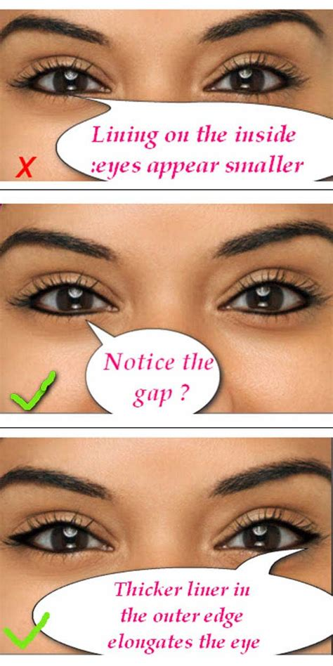 tutorial makeup for small eyes 34 makeup tutorials for small eyes the goddess