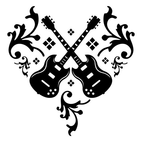 heart with music notes tattoo designs oploz popular designs ideas
