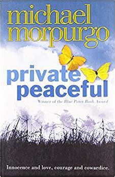 private peaceful co uk michael morpurgo - 0007150075 Private Peaceful