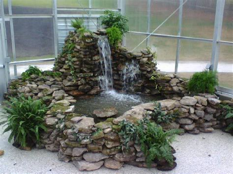 indoor fish pond the 25 best ideas about indoor waterfall on pinterest