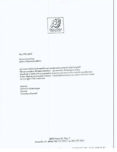 Mba Waitlist Letter Exle by Letters Recommendation Consulting Coach Resume
