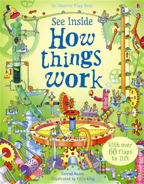 See Inside Inventions see inside how things work at usborne children s books