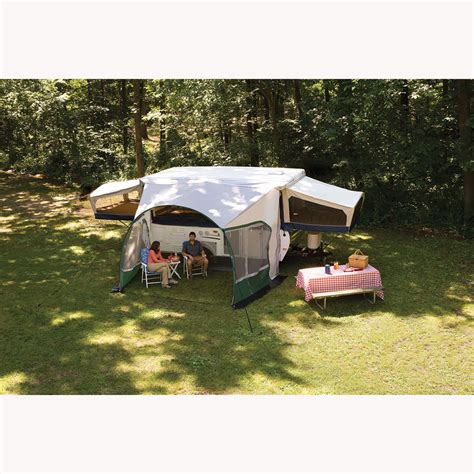 dometic cabana awning dometic cabana awning for pop ups 9 dometic 747grn09 000 rv patio awnings