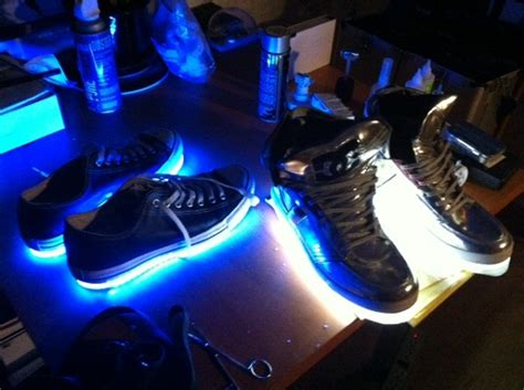 light up archives paint or thread custom sneakers and