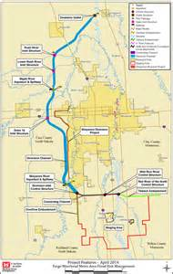 Fargo Mn Fargo Moorhead Flood Diversion Project Floodlist
