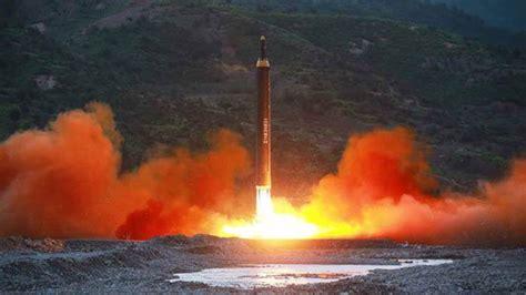 north korea missile north korea launches 4 anti ship missiles