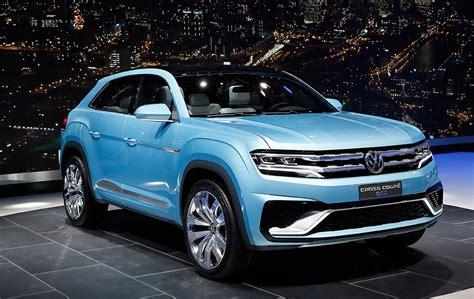 kereta bmw biru volkswagen cross coupe gte concept biru muda pameran