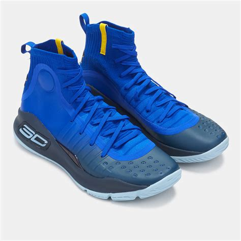 4 basketball shoes shop blue armour curry 4 basketball shoe for mens by