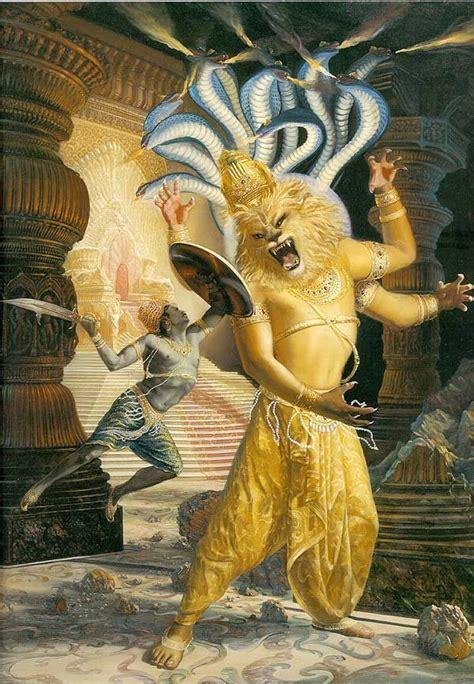 lord narasimha dev lord narasimha dev the transcendental protector by