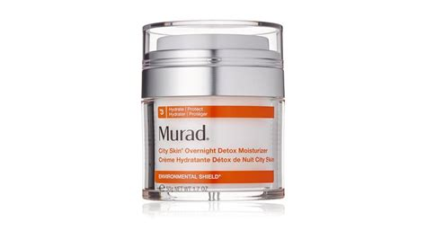 Murad City Skin Overnight Detox Moisturizer Reviews by Overnight Skincare Treatments That Work While You Sleep