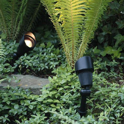 solar garden spot lights techmar focus 12v halogen led spot lights
