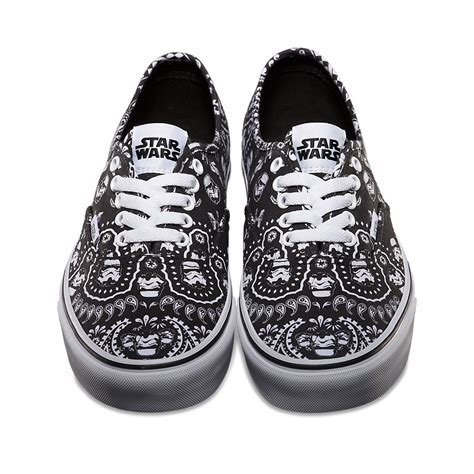 starwars shoes wars x vans the awesomer