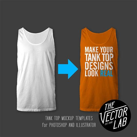 tank top mockup mens by voxel3d graphicriver