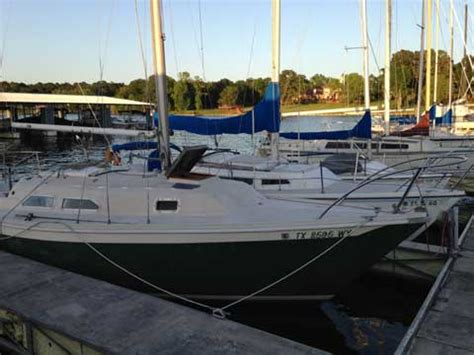 lake conroe boat rentals prices ericson 27 1971 lake conroe texas sailboat for sale