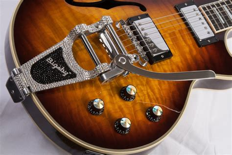 Bigsby House by Brilliant Bigsby 174 B7 Tremolo Tailpiece Robert Kantor Guitars Bling Shop