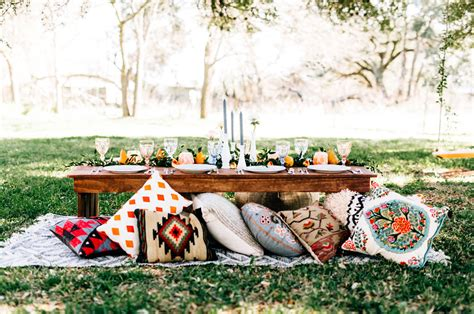 backyard decorations party laid back garden party wedding inspiration green wedding