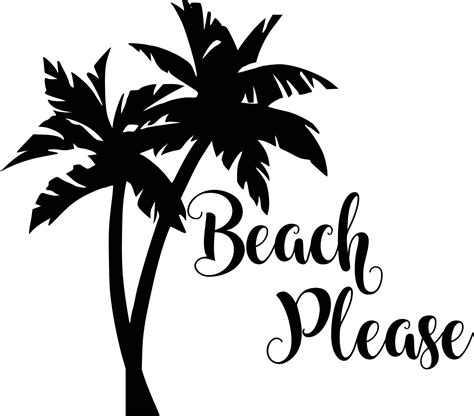 palm tree svg svg svg palm tree svg summer svg