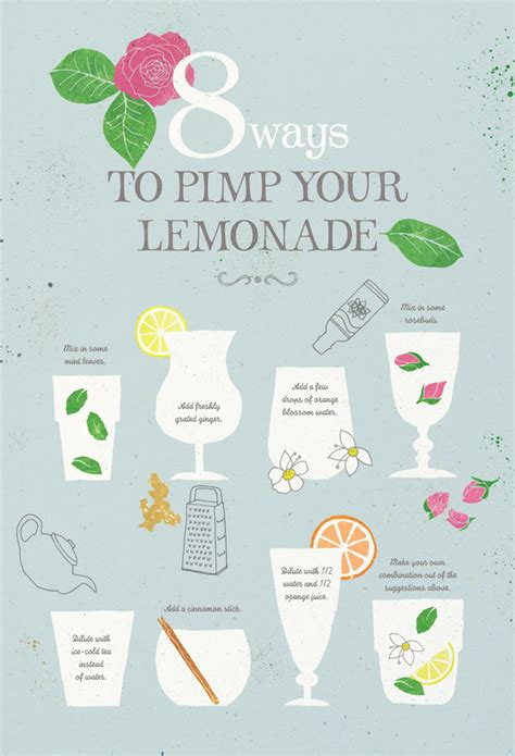 8 G Ways To Be by Fleurige Limonade De Groene Prinses