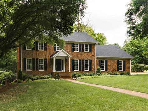 Luxury Homes Greensboro Nc Greensboro Winston Salem High Point Luxury Real Estate For Sale 2903 Lake Forest Drive New