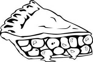 food coloring pages pie coloringstar