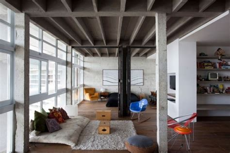 concrete apartments 15 brilliant apartments with concrete elements