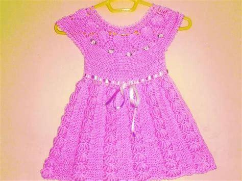 vestidos para bebes de tejido vestidos para beb 233 s 187 vestidos de beb 232 tejidos 7