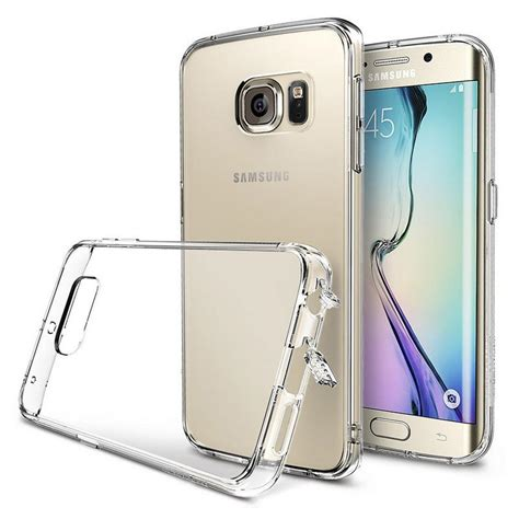 Original Rearth Ringke Samsung Galaxy S7 Edge Fusion Galaxy S7 1 rearth ringke fusion transparente para galaxy s6 edge