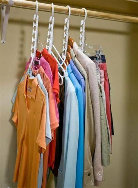 Digitize Your Closet by 25 Best Ideas About Space Saving Hangers On