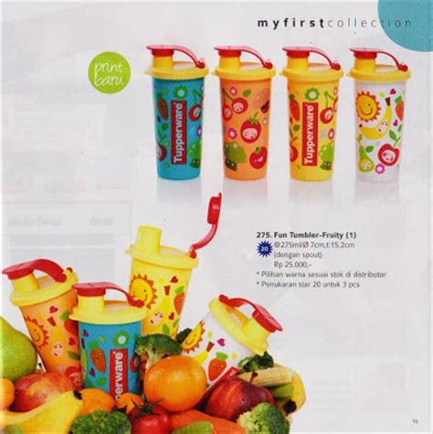 Tupperware Fub Tumbler jual tupperware murah indonesia i distributor tupperware