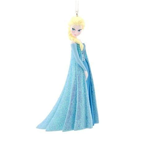 disney frozen elsa christmas ornament by hallmark