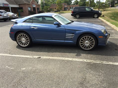 2005 Chrysler Crossfire Srt6 For Sale by 2005 Chrysler Crossfire Srt 6 Coupe For Sale