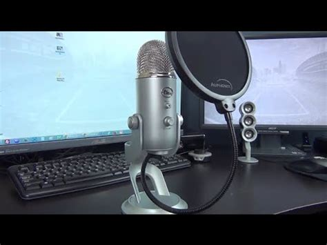 Blue Yeti Giveaway - my first giveaway blue snowball or razer deathadder doovi