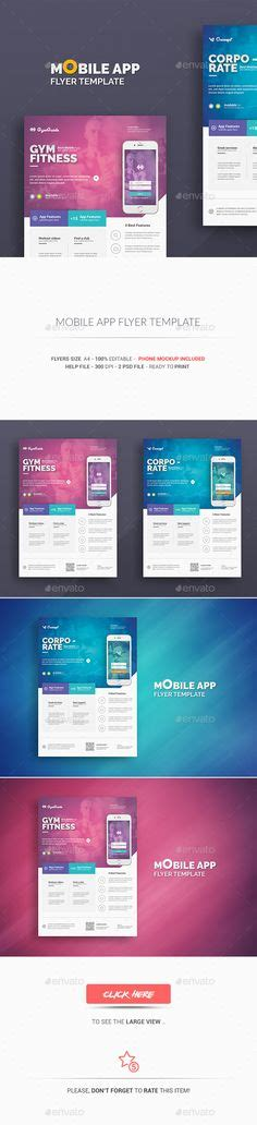 Smartphone Repair Flyer Poster Smartphone Flyers And Psd Templates Coupon App Template