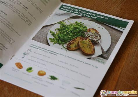 cuisiner des g駸iers frais recettes quitoque