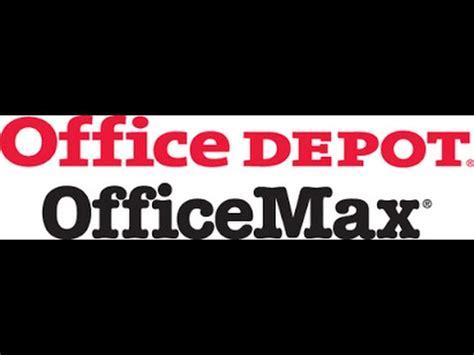 Office Depot Unsubscribe Office Depot Back To School Haul Deals