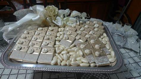 Lebanese wedding favors idea  made by Chocolat Canari. I