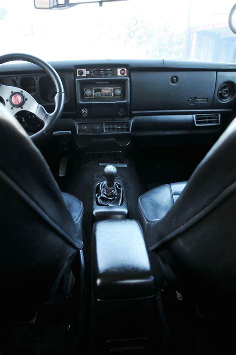 pics for gt datsun 510 interior stock