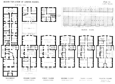townhouse designs and floor plans 1000 images about townhouse floor plans on pinterest