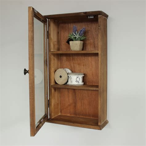 Small Wooden Cabinet by Small Wooden Glass Cabinet Melody Maison 174
