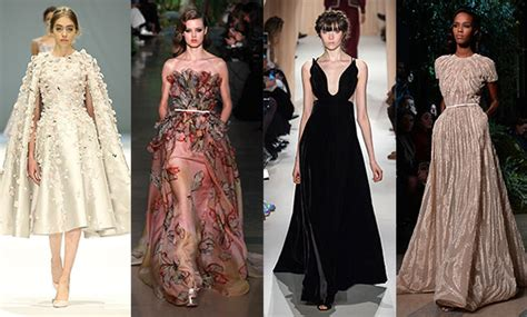 Magazine List Couture In The City Fashion Couture In The City 2 by Haute Couture Fashion Week The Best Dresses