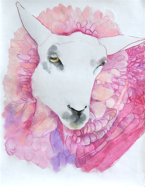 Sheep Pink quot pink sheep quot my favorite animals