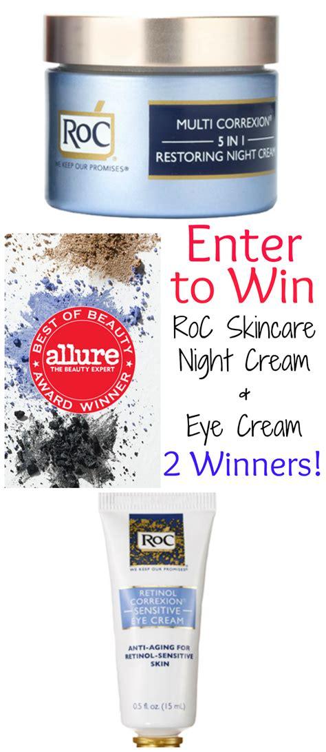 Allure Magazine Giveaways - allure magazine beauty winners 2013 roc skincare giveaway mythirtyspot
