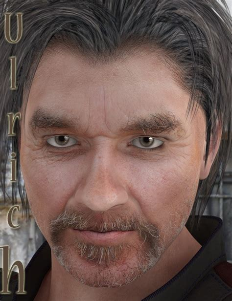 actor last name ulrich daz3d ulrich