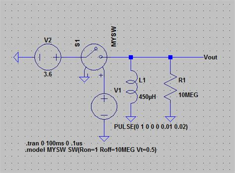 ltspice current dependent inductor voltage dependent resistor spice model 28 images ltspice voltage controlled switch and