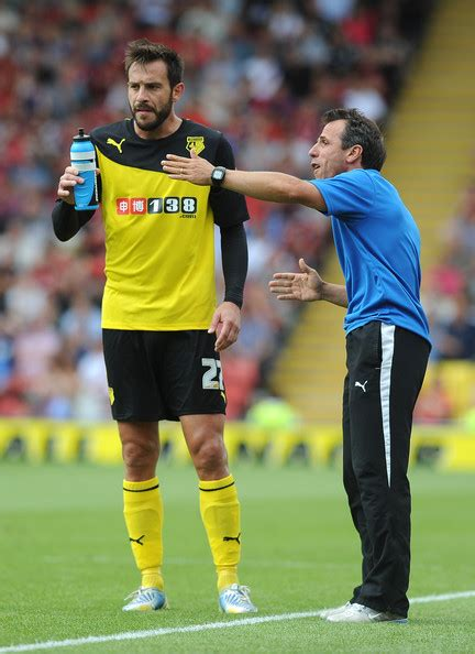 marco cassetti marco cassetti photos watford v bournemouth sky
