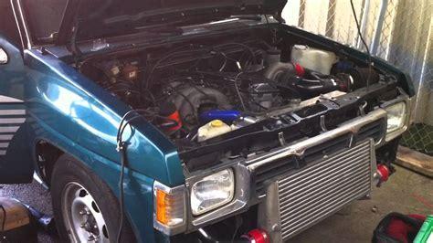 nissan d21 turbo turbo 2 5l ka hardbody