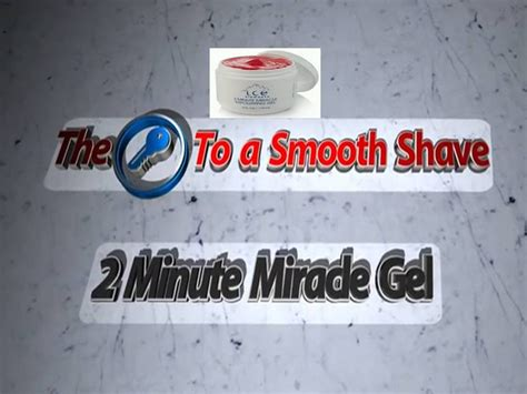 2 Minute Miracle Gel 57 Gr 2 minute miracle shave
